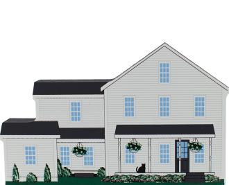 Ada's Home, Amish Community, Wayne and Holmes County, Ohio