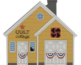 Carriage House, America's back roads, quilts, quilt cottage
