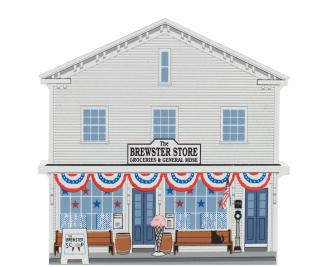 Brewster Store, Cape Cod, Brewster, Massachesetts, seashore, nautical, general store,