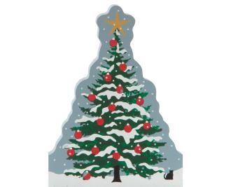Your purchase of this Operation Christmas Child Tree will help Samaritan's Purse send Christmas presents to children all around the world.