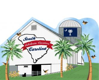 Cat's Meow South Carolina State Barn