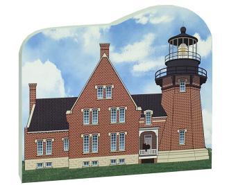 Southeast Lighthouse Block Island, RI Front