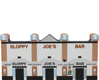 Cat's Meow replica of Sloppy Joe's Bar in Key West, Florida