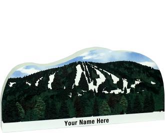 Ski Slope, PURRsonalize Me!  Front