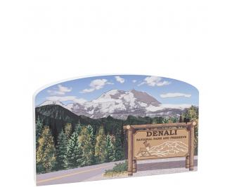 Place this Denali scene in a prominent spot in your home or office to remind you to that trip you took or place the take there.