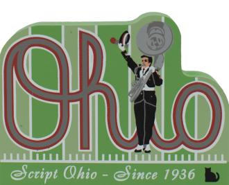 Buckeye Football, Scarlet & Gray, Ohio State, Ohio, OH-IO, Go Bucks, Brutus, Script Ohio, Ohio State Alumni, TBDBITL, Perfect Season, Top Ten Football