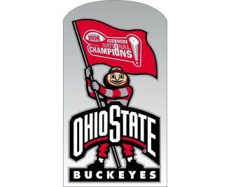 Ohio State Football 2014 National Champions Vs. Oregon. Go Buckeyes!