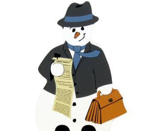 lawyer, snowman, attorney, law