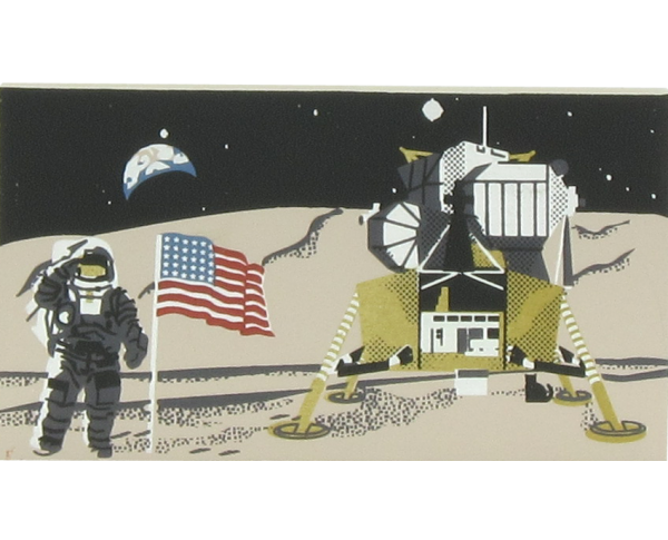 Apollo Lunar Landing, July 20, 1969, Neil Armstong, That's one small step for a man, one giant leap for mankind.