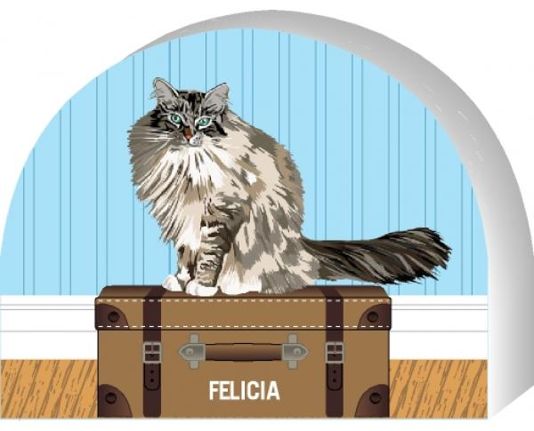 Himalayan cat by The Cat's Meow Village, PURRsonalize Me! Item