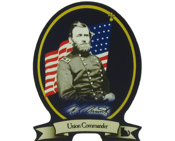 Union Army General Ulysses S. Grant, Civil War