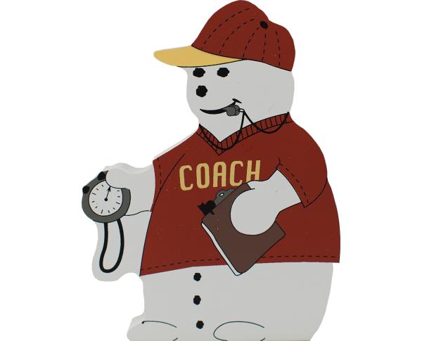 coach snowman