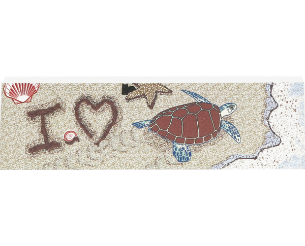 Cat's Meow I Heart Turtles is for anyone who's witnessed a sea turtle laying eggs.