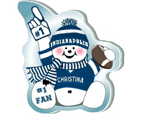 I Love my Team! Indianapolis