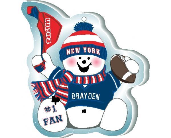 I Love my Team! New York, Red White & Blue