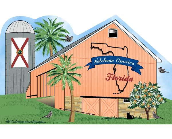 Cat's Meow Florida State Barn