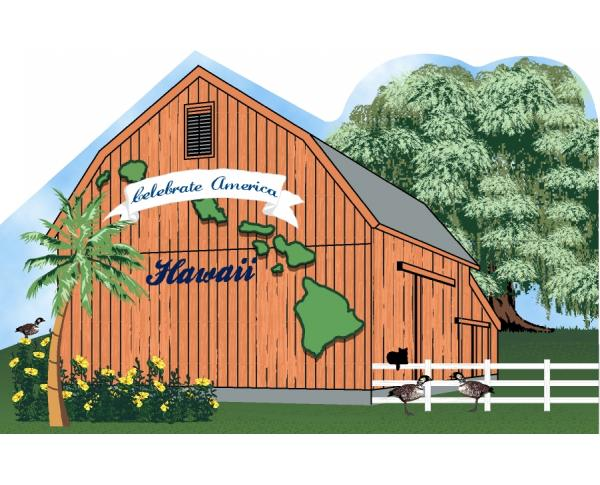 Cat's Meow Hawaii State Barn