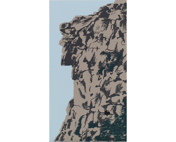 Old Man OF The Mountain, Franconia Notch State Park, NH
