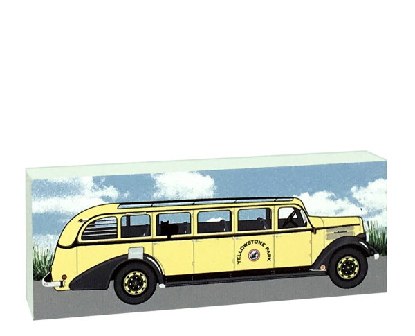 Yellow Bus, Yellowstone Front