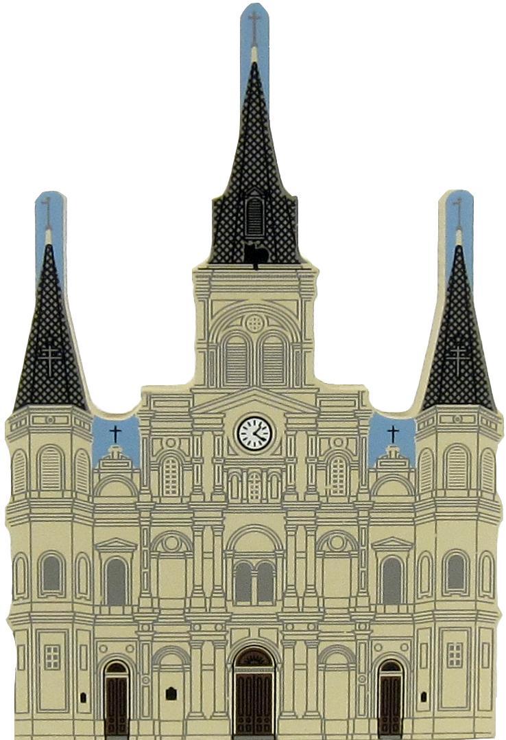 saint louis cathedral new orleans la the cat s meow village