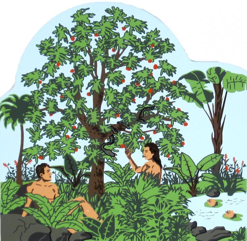 God Made Eve From Adam S Rib Quote: *SAVE $5* Adam & Eve - Genesis 2:7-3:24