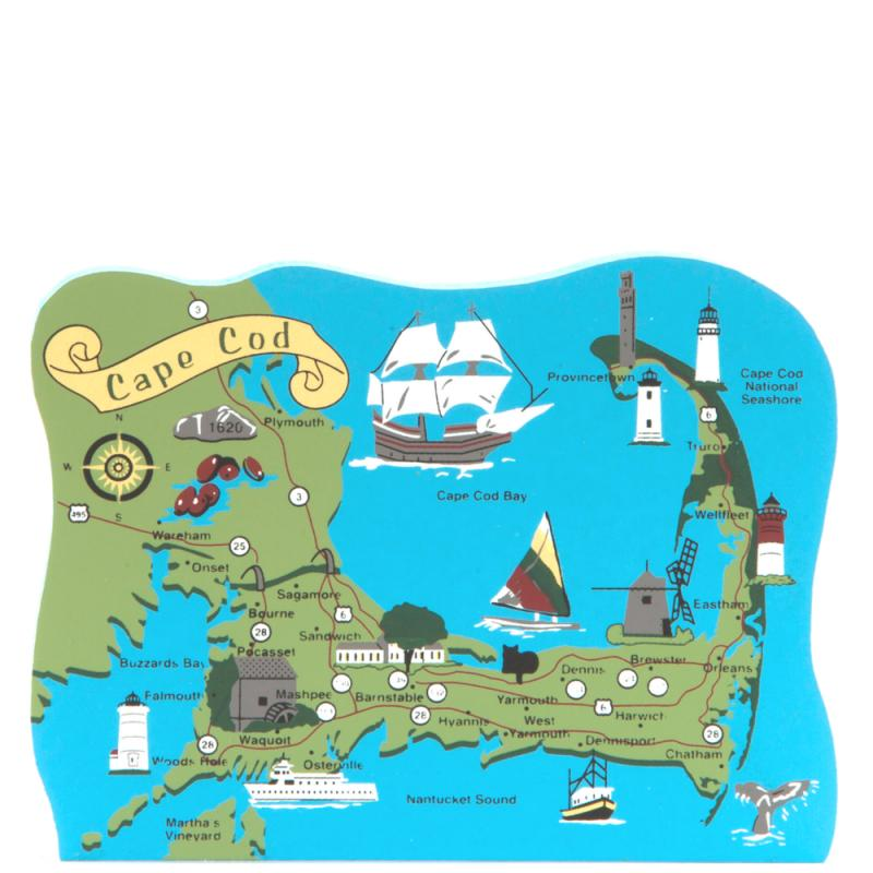 plymouth to cape cod