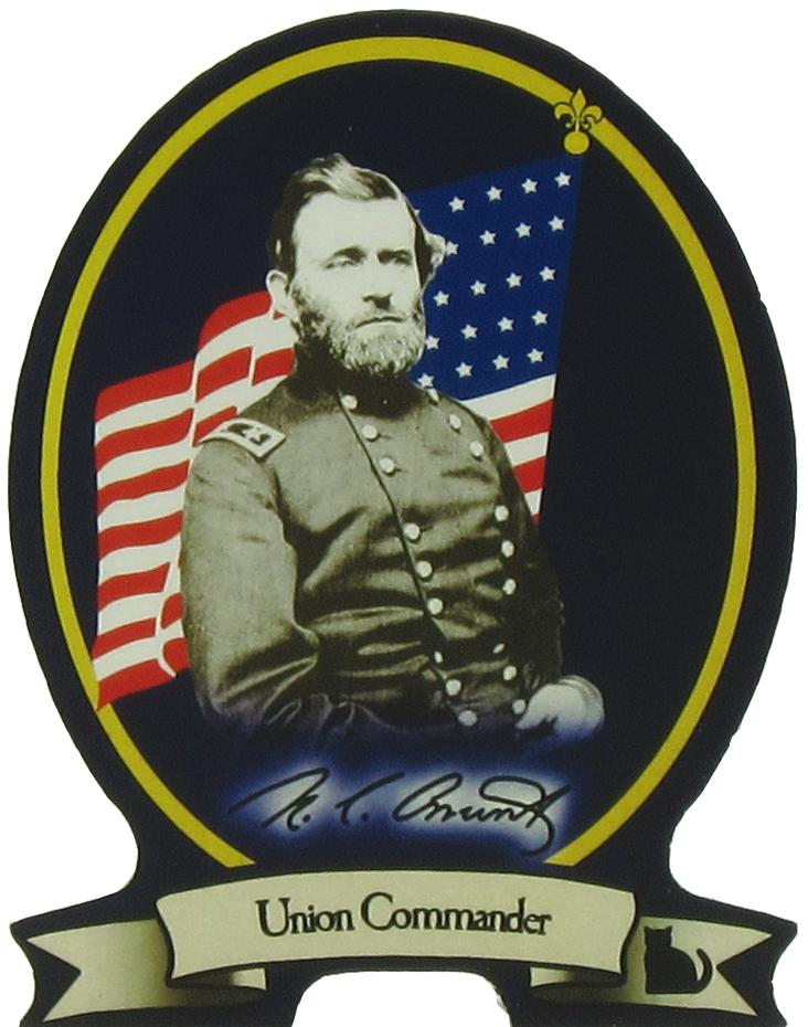 Gen ulysses s grant thinglink he was entrusted with all us armys and relentlessly pursued the enemy during the civil war in 1869 at age 46 grant became the youngest president publicscrutiny Images