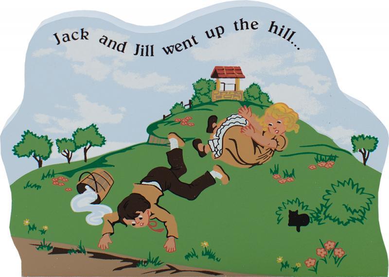 jack and jill the cat s meow village rh catsmeow com jack and jill pictures clip art Jack and Jill Cartoon