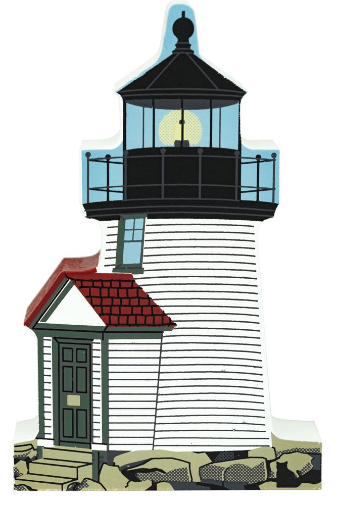 Brant Point Lighthouse, Nantucket Island, MA | The Cat\'s Meow Village