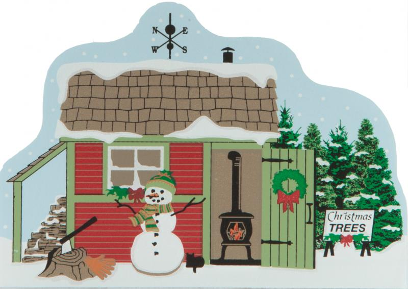 Christmas Tree Lot The Cat S Meow Village Flat vector set of little kids doing different activities. christmas tree lot the cat s meow village