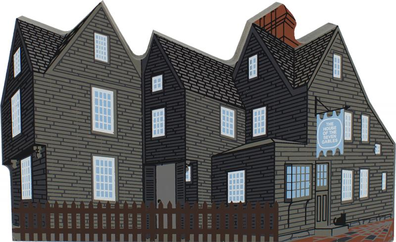 house of seven gables thesis Outline of gothic themes of the house of the seven gables thesis statement: nathaniel hawthorne's the house of the seven gables can be best appreciated for gothic.