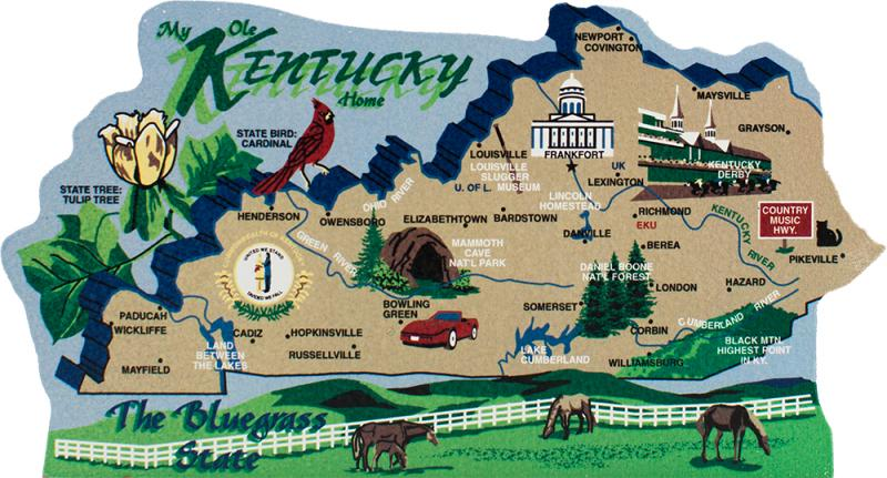 State Map, Kentucky | The Cat's Meow Village on state of jefferson counties, state ky map, state of deseret, state of alabama cities, state of california cities, state of virginia, state of ma, state of maryland cities, state of nd, state of tennessee rivers, state of philadelphia, state of oregon waterfalls, state of arizona flag, state of ok, state of michigan lakes, state of michigan townships, state of the city, state of wa, continental u.s. map, state of mo,