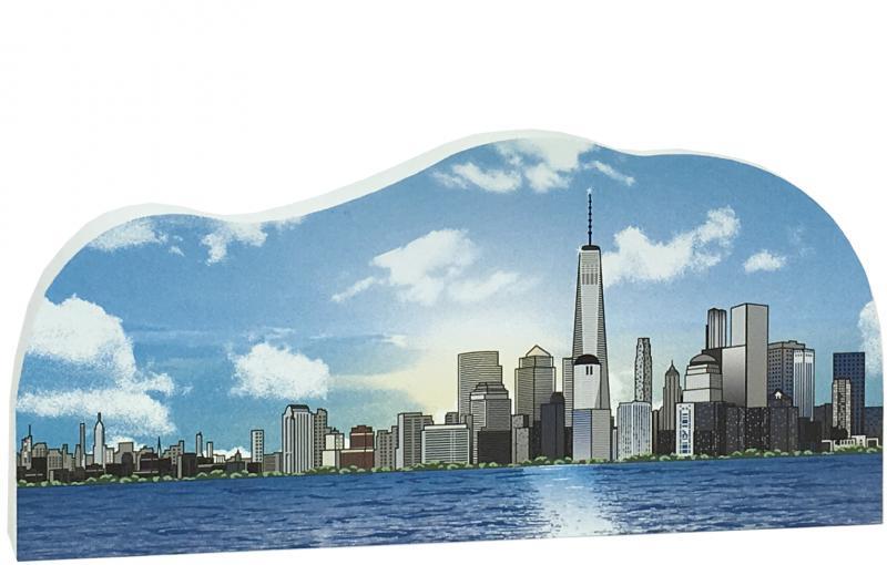 New York City Skyline | One World Trade Center, NY | The