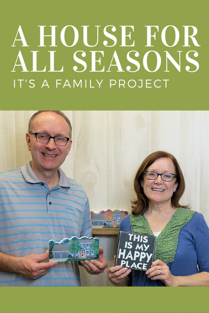 Tom and Cindy love their house so much they created Cat's Meow replicas in every season!