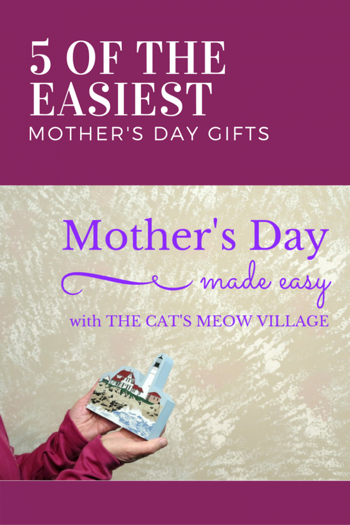 Cat's Meows make purrfect Mother's Day gifts