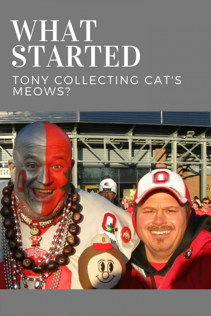 Avid OSU fan shares what started his Cat's Meow obsession.